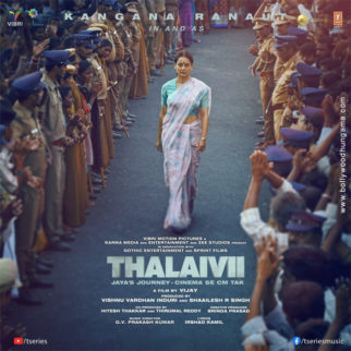 First Look Of Thalaivii